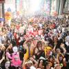 川崎で行われるハロウィンパレード