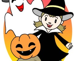 ハロウィン仮装画像1