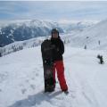 スノーボード用ゴーグル画像1