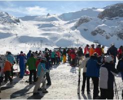 スキージャンプ画像2