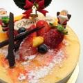クリスマスケーキ画像1