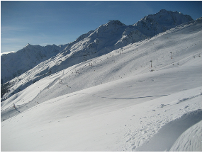 スキージャンプ画像1