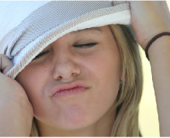 ニットベレー帽画像2