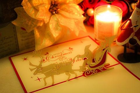 クリスマスカード画像1