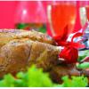 自宅やレストランでのクリスマスディナーメニューをご紹介