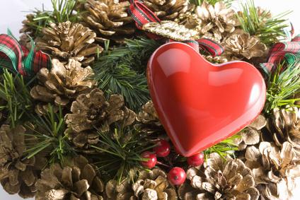 クリスマスリース画像2