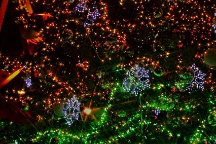 クリスマスイルミネーション画像2