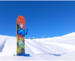 スノーボード板の選び方画像1