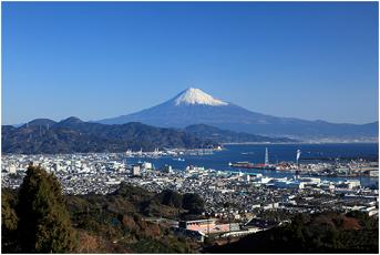 初日の出富士山画像2