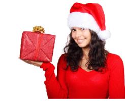 クリスマスデートレディースコーデ画像1