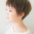 成人式する髪型でベリーショートの特長をご紹介画像2