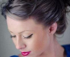 結婚式する髪型でミディアムの特徴をご紹介画像2