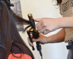 結婚式する髪型でハーフアップの特徴をご紹介画像2