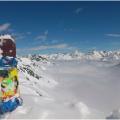スノーボードビンディング画像2