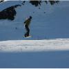 スノーボードの滑り方で中級者は何をする?