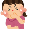 インフルエンザの症状での嘔吐への対処法をご紹介