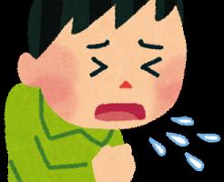 インフルエンザの症状で咳だけが出る場合はあるか?画像1