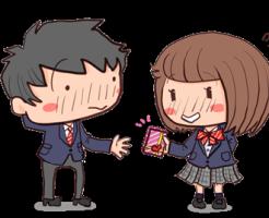 バレンタインにどうやって本命チョコを渡す?(高校生編)画像1