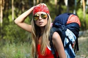 登山時、女性が選ぶ服装は?  画像1