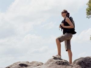 登山時、女性が選ぶ服装は?  画像2