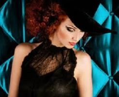 ハロウィンは魔女メイクで妖艶に。 画像1