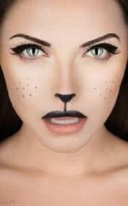 ハロウィンは猫メイクで可愛さをアピールしよう! 画像1