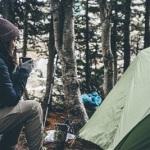 冬のキャンプで効果的な防寒対策とは?