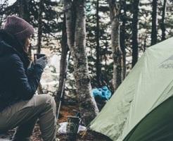 冬のキャンプで効果的な防寒対策とは? 画像2